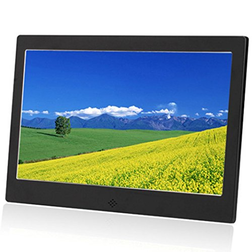 fenleo 13 inch ultra thin narrow side hd digital