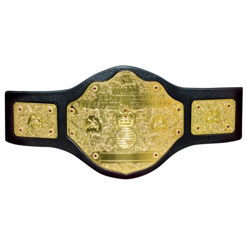 WWE Heavy Weight Champion Belt