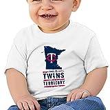Kim Lennon Minnesota Twin Custom Infant Soft Tshirt White