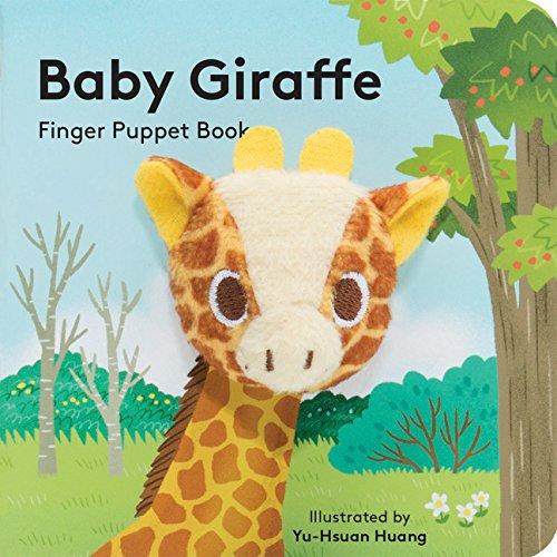 - Baby Giraffe: Finger Puppet Book