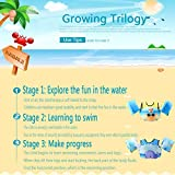 Elejolie Swim Life Jacket for Kids Children Life