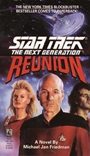 book cover of Reunion