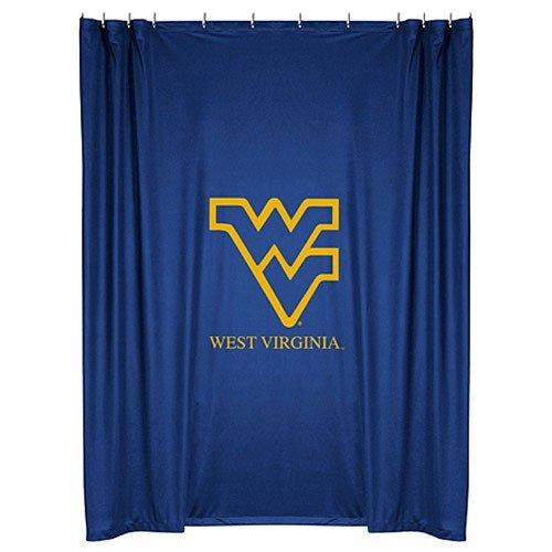 Virginia Shower Curtain (NCAA West Virginia Mountaineers Shower Curtain)