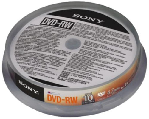 Sony 10DMW47SP DVD vierge by Sony