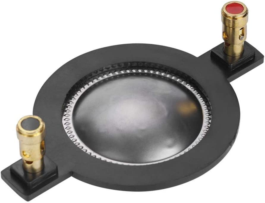 Diaphragm Horn Voice Coil Universal Replacement 44.4mm Sound Speaker Horn Accessories