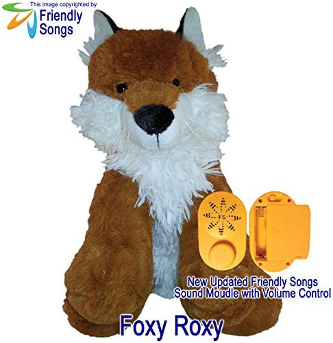 Friendly Songs What Does Fox product image
