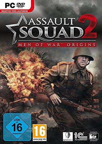 Assault Pc Dvd - Assault Squad 2: Men of War Origins (PC)