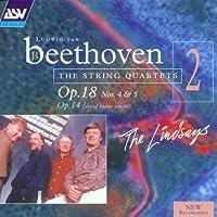 Beethoven: String Quartets, Op.18 Nos 4 & 5