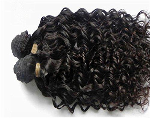 DaJun Hair 5A New Cambodian Virgin Human Hair Extension Deep Wave 1pcs/lot 100gram Natural Colour (trademark:DaJun)