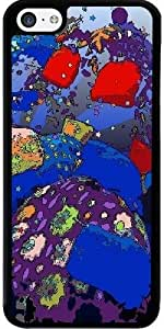 Case for Iphone 5c - Flying worlds by ruishername
