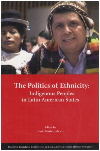 The Politics of Ethnicity: Indigenous Peoples in Latin American States (Series on Latin American Studies)
