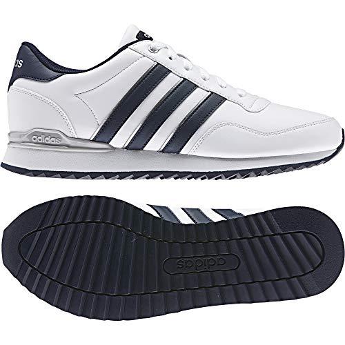 Adidas maruni Zapatillas Cl ftwbla plamat Jogger Hombre Blanco Para rqPvrwx0