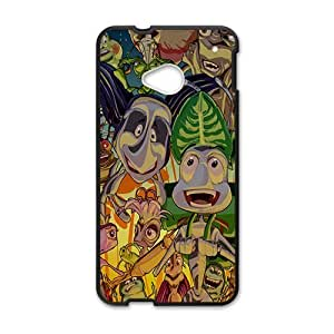 Happy A bug's life Case Cover For HTC M7