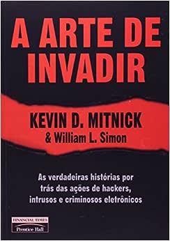 A Arte De Invadir - 9798576050550 - Livros na Amazon Brasil