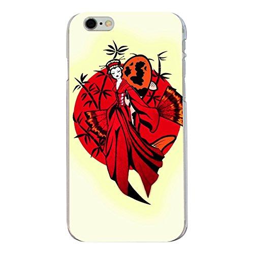 """Disagu Design Case Coque pour Apple iPhone 6s Plus Housse etui coque pochette """"Geisha"""""""