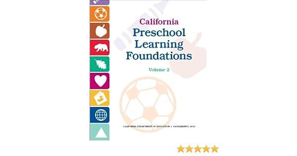 California preschool learning california department of education california preschool learning california department of education 9780801117084 amazon books fandeluxe Gallery
