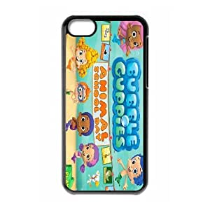 Unique Design Cases Ipod Touch 6 Cell Phone Case Black Bubble Guppies Onnuo Printed Cover Protector