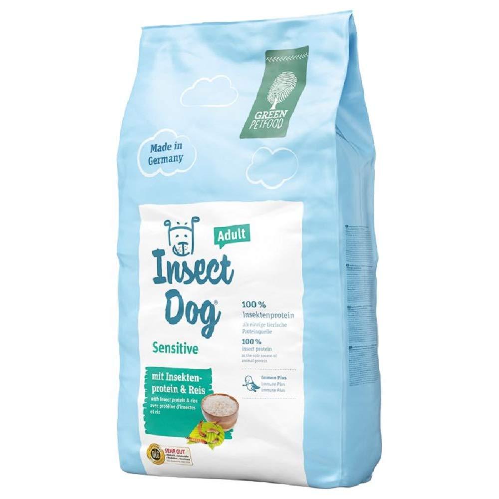10kg PaylesswithSS Green Petfood InsectDog Sensitive (10kg)
