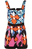 Peter Pilotto for Target Red Iris Romper Size 14