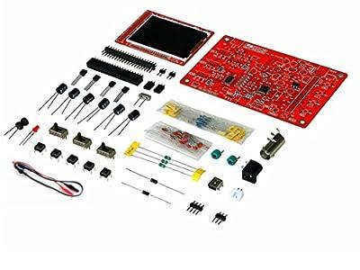 Lysignal DSO138 Oscilloscope Production Kit E-learning Kit Open Source STM32 Oscilloscope 13802K