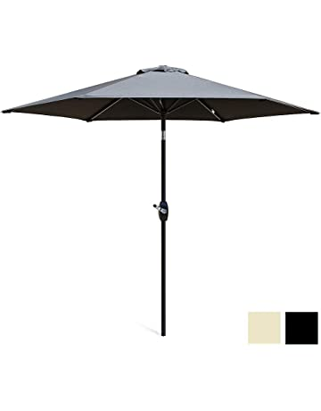 f4527a5583 Amazon.co.uk: Parasols - Parasols, Canopies & Shade: Garden & Outdoors