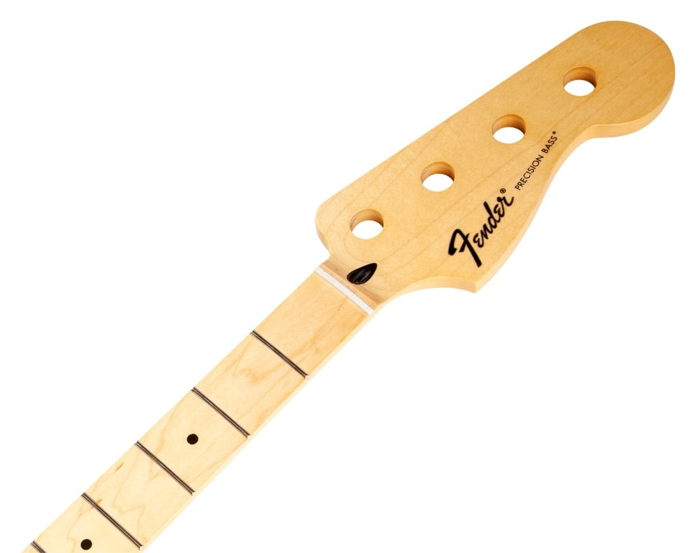 Fender Precision Bass Neck - Maple Fingerboard 0996102921