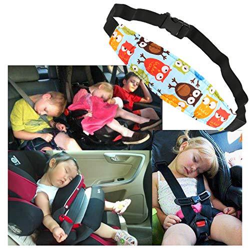 Kesote 3 St/ück Einstellbar Schlaf Stellungsregler Kopf Halter f/ür Baby Kinder Kinderwagen Kindersitz
