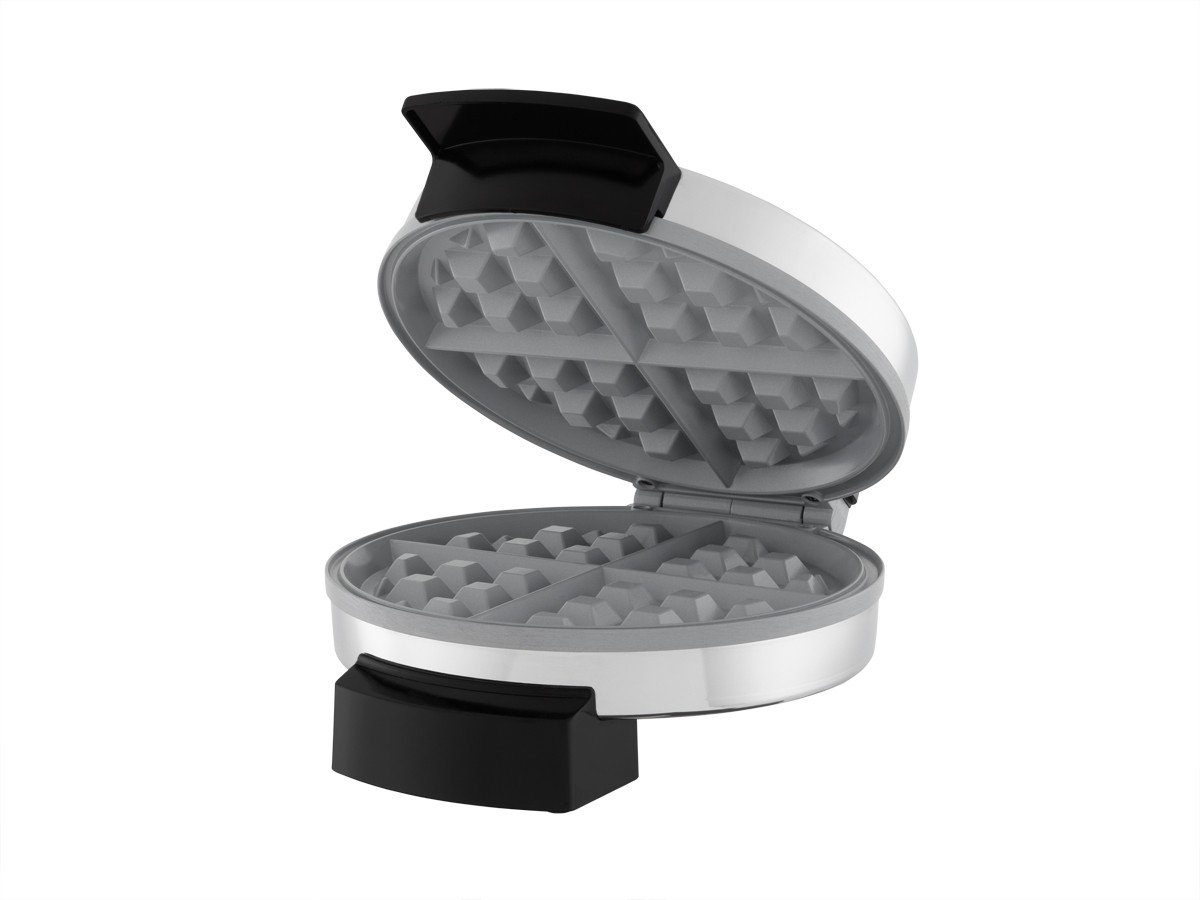 Oster Titanium Infused DuraCeramic Belgian Waffle Maker, Chrome (CKSTWF1502-TECO) by Oster (Image #11)