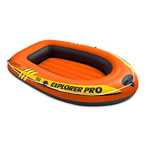 Intex Barca Inflable Explorer Pro 50 137x85x23 cm Hinchable ...