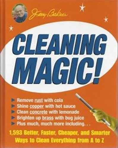 Read Online Jerry Baker's Cleaning Magic PDF
