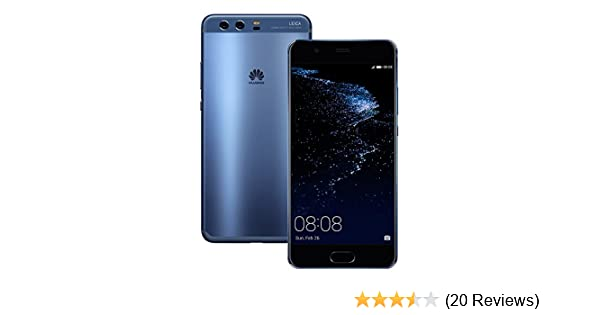 5e6f38445892f Amazon.com  Huawei P10 Plus VKY-L29 6GB RAM   128GB ROM 5.5-Inch 4G LTE  Dual SIM FACTORY UNLOCKED - International Stock No Warranty (BLUE)  Cell  Phones   ...