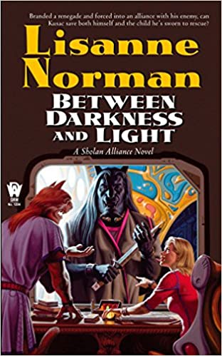 Between Darkness and Light (Sholan Alliance, Book 7)