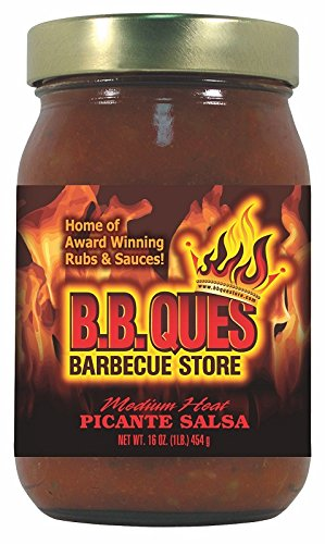 B.B. Ques Picante Salsa - Medium Heat