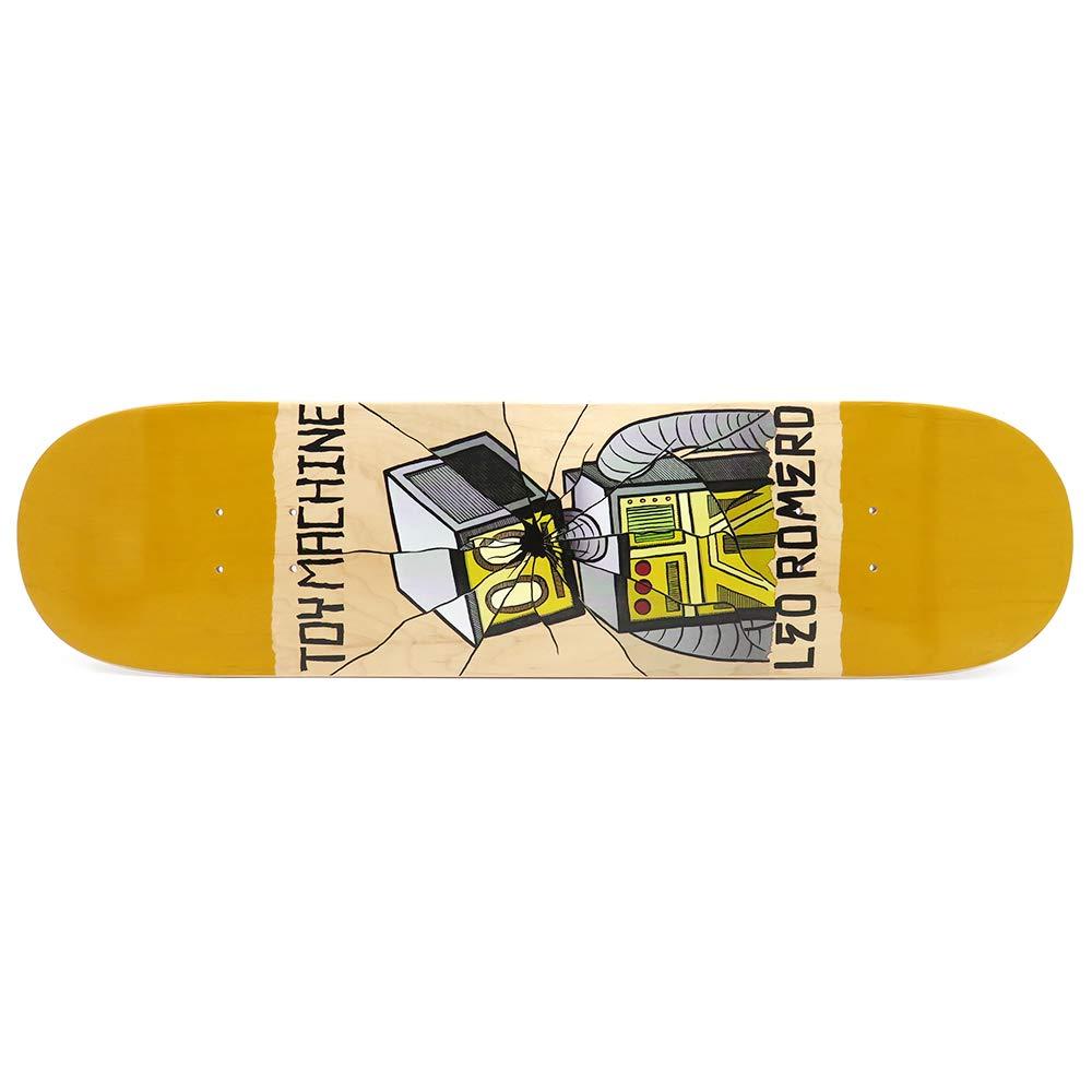 ー品販売  TOY スケートボード MACHINE DECK トイマシーン デッキ トイマシーン LEO デッキ ROMERO BROKEN 8.0 スケートボード スケボー SKATEBOARD B07PJ9G2J2, ワーキングプロShop:03bbc116 --- kickit.co.ke