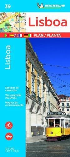 Michelin Lisbon Map 39 (Maps/City (Michelin))