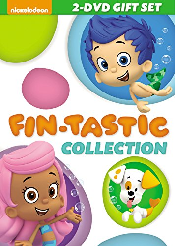 Bubble Guppies: Fin-Tastic Collection (Ovation Bubbles Belt)