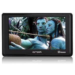 """ONDA VX570 - Tablet de 4.3"""" (Pantalla táctil de 720P, 4 GB"""