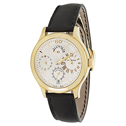 Chopard L.U.C. Regulator mechanical-hand-wind mens Watch 161874-0005 (Certified Pre-owned)