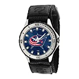 Mens Nhl Columbus Blue Jackets Veteran Watch, Best Quality Free Gift Box
