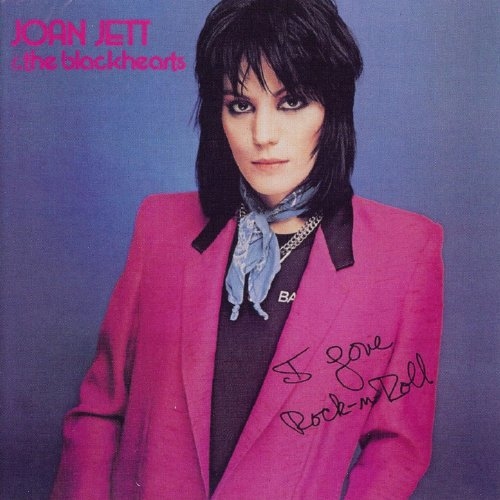Joan Jett and The Blackhearts  - I Love Rock 'n Roll