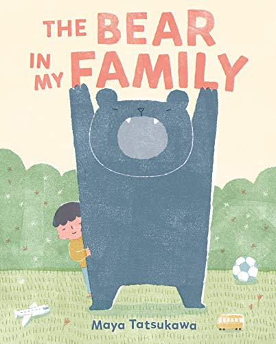Book Cover: The Bear in My Family