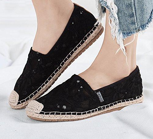 TIOSEBON 2306 HK2301 Sneaker Black Donna rgYTWarnO