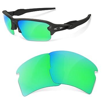 Sunglasses Restorer Lentes de Recambio Polarizadas Verde Zafiro para Oakley Flak 2.0: Amazon.es: Deportes y aire libre