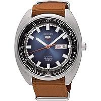 SEIKO 5 'Turtle' Sports 100M Watch Blue Gradation Dial Nato Watch SRPB21K1