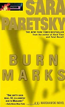 Burn Marks 0440208459 Book Cover