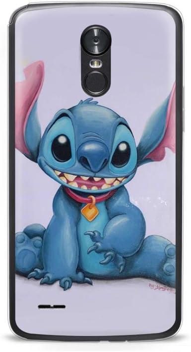 GSPSTORE LG K4 2017 case/LG Phoenix 3 case/LG Fortune case,Lilo & Stitch Cartoon Cute Case Hard Plastic Protector Cover for LG K4 2017/LG Phoenix 3/LG Fortune #Color 4