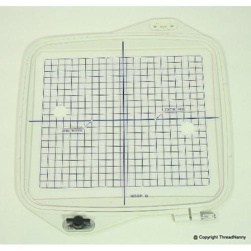 New Janome GIGA HOOP D for Janome Memory Craft 300e/350e/9500/9700