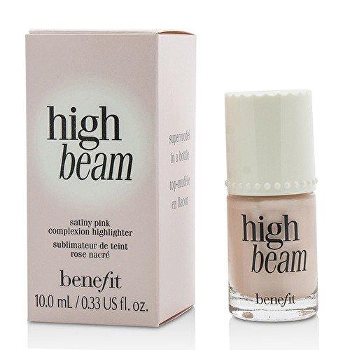 Benefit Cosmetics High Beam Liquid Face Pink Highlighter 0.33 FL OZ