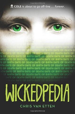 book cover of Wickedpedia