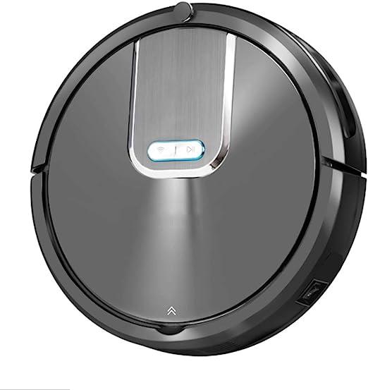 Robot Aspirador,Multifuncional Aspirador, Inteligentes Limpieza Aspirador,Anti-Colisión System,Sensores Anticaída,Tecnología Infrarroja,Adecuado para El Pelo Animal Limpia Los Pisos Duros Y Alfombras: Amazon.es: Hogar